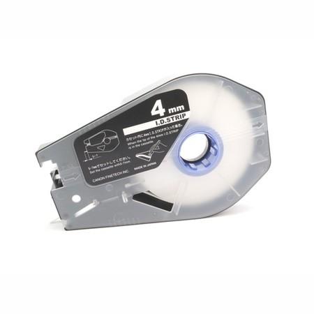 Plastový identifikačný pások ID-04, šírka 4 mm