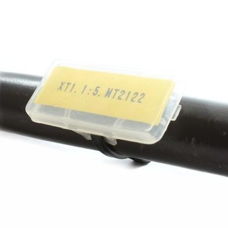 Púzdro MPL-2, dĺžka 42 mm, šírka 17 mm, 100 ks