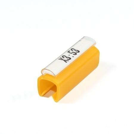 Púzdro PTC-40021, priemer 5,0-6,2 mm, dĺžka 21 mm, 100 ks