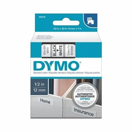 Páska Dymo S0720530 biela/čierny tlač, 12 mm
