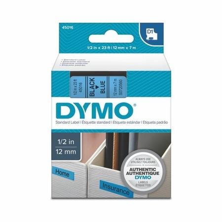 Páska Dymo S0720560 modrá/čierny tlač, 12 mm