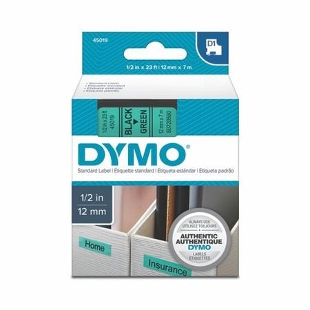 Páska Dymo S0720590 zelená/čierny tlač, 12 mm
