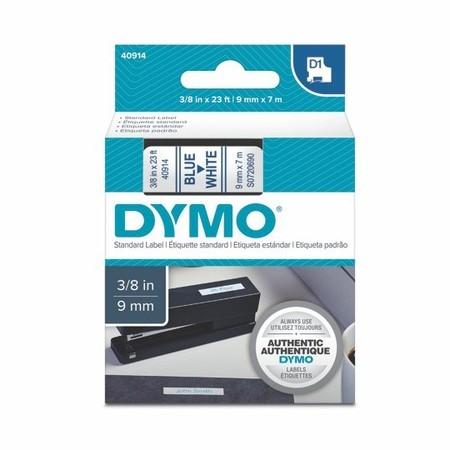 Páska Dymo S0720690 biela/modrý tlač, 9 mm