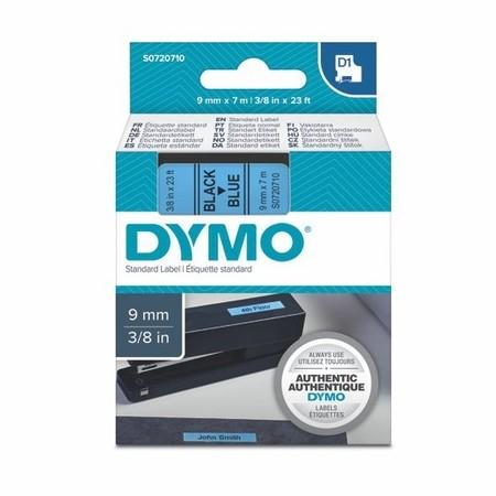 Páska Dymo S0720710 modrá/čierny tlač, 9 mm