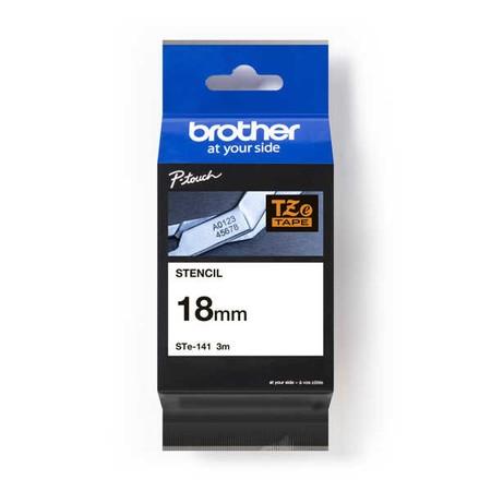 Páska Brother STE-141 stencil, 18 mm