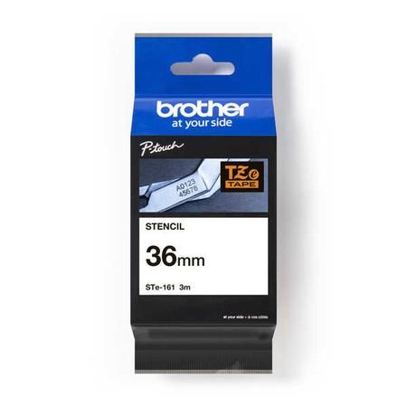 Páska Brother STE-161 stencil, 36 mm