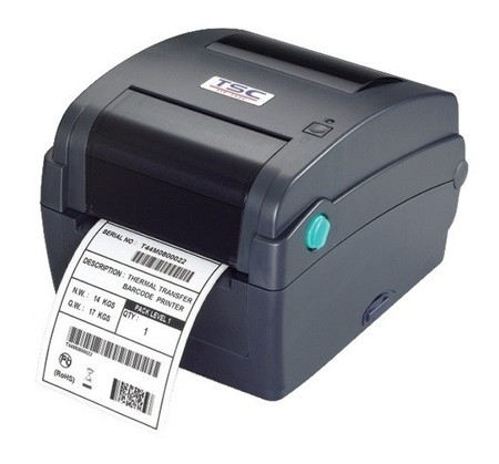 TSC TC-200 - tlačiareň štítkov