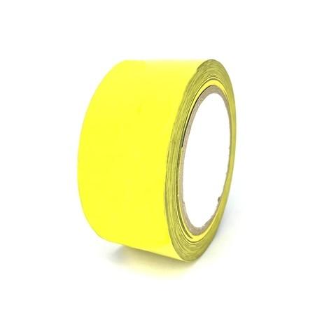 Podlahová páska TMF01 žltá 50 mm, dĺžka 30 m