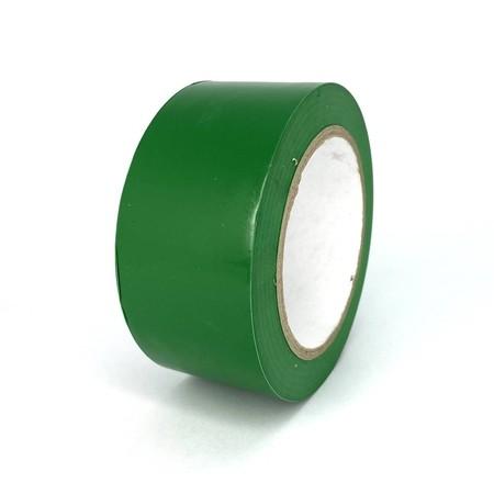 Podlahová páska TMF02 zelená 50 mm, dĺžka 30 m