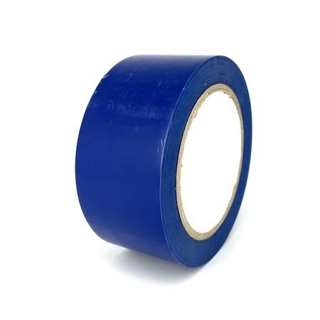 Podlahová páska TMF03 modrá 50 mm, dĺžka 30 m