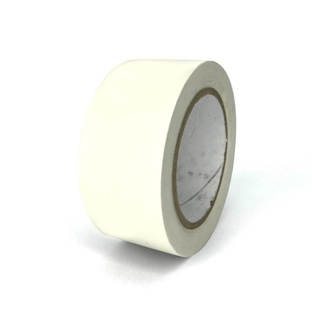 Podlahová páska TMF06 biela 50 mm, dĺžka 30 m