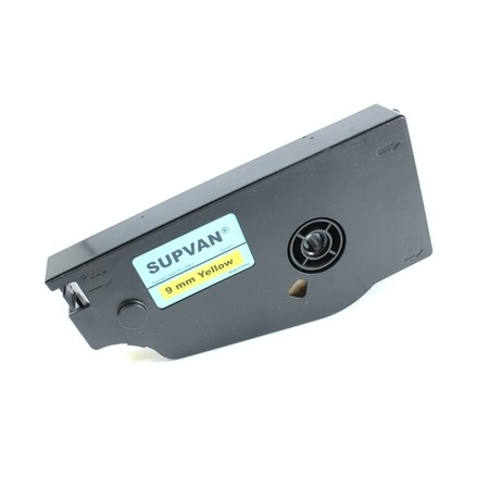 Štítková páska TP-L09EY žltá, 9 mm x 16 m
