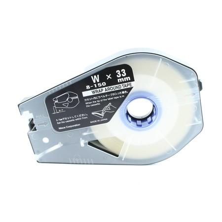 Laminovacia páska WAT-10 biela, dĺžka 8 m