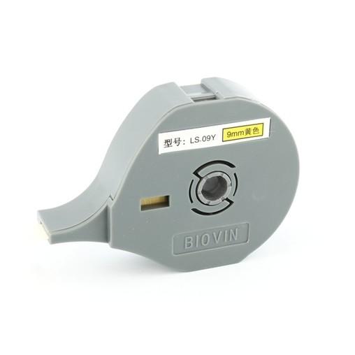 Štítková páska LS-09Y žltá, 9 mm x 6 m